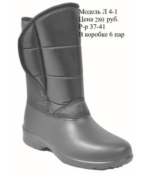 Зимние сапоги, Фабрика обуви Nika, г. Пятигорск