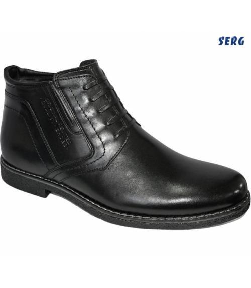 Ботинки мужские , Фабрика обуви Serg, г. Махачкала