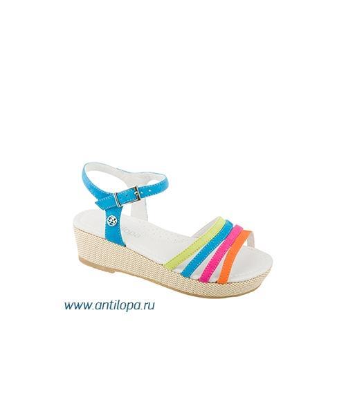 Босоножки школьные для девочек, Фабрика обуви Антилопа, г. Коломна