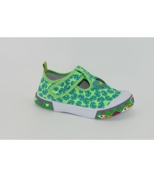 Кеды детские, Фабрика обуви Trien, г. Москва