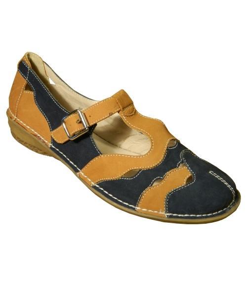 Полуботинки женские летние, Фабрика обуви Inner, г. Санкт-Петербург