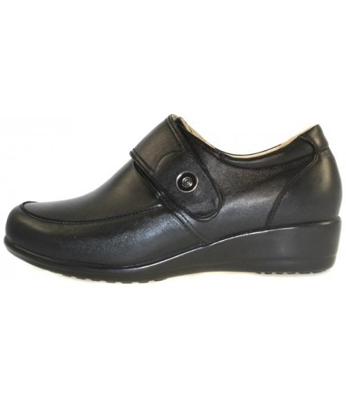 Полуботинки женские ортопедические на велкро, Фабрика обуви Фабрика ортопедической обуви, г. Санкт-Петербург