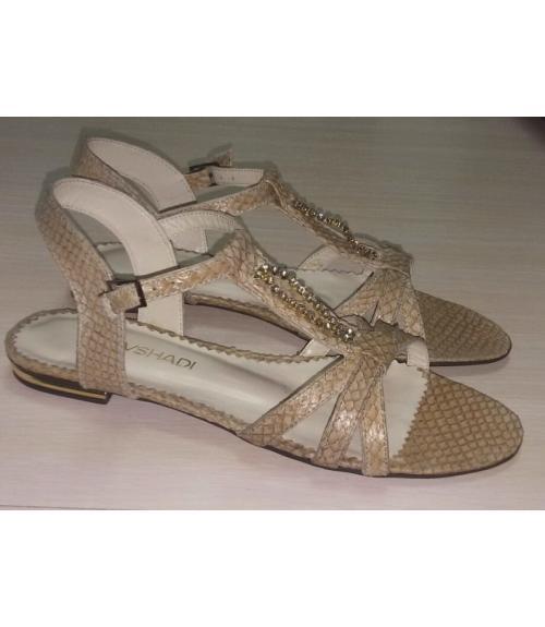 Сандалии женские, Фабрика обуви Savshadi, г. Волгоград