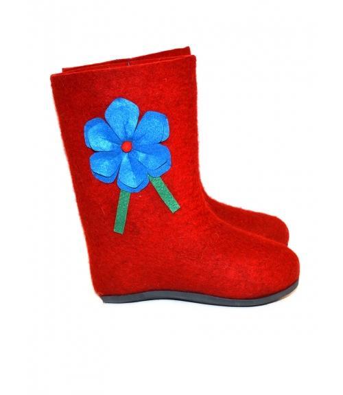 Валенки женски, Фабрика обуви ВаленкиОпт, г. Чебоксары