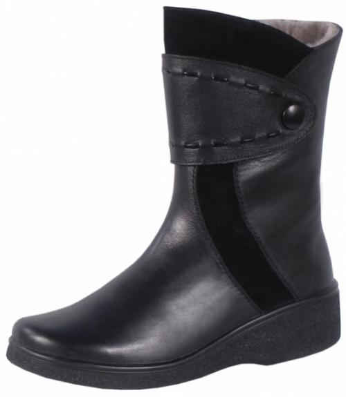 Полусапоги женские, Фабрика обуви Росвест, г. Рудня