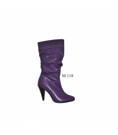 Сапоги женские, Фабрика обуви Элегантная пара, г. Москва