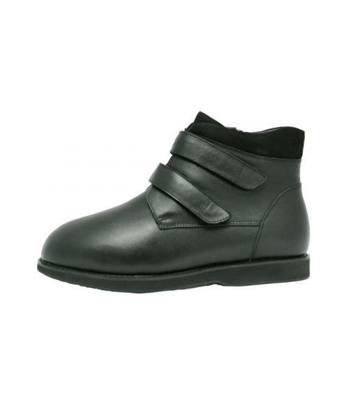 Ботинки ортопедические мужские ригидные, Фабрика обуви Ринтек, г. Москва