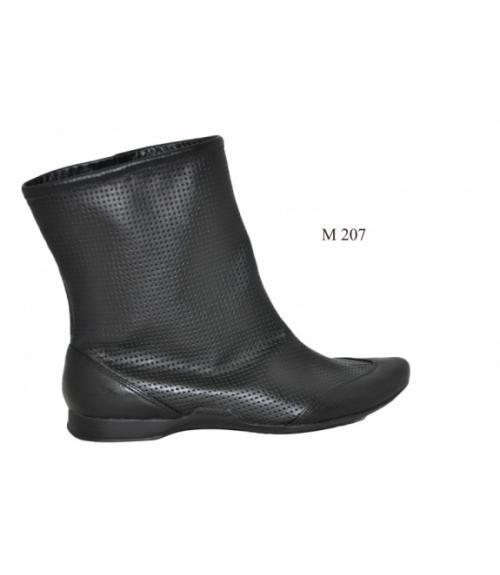 Полусапоги женские, Фабрика обуви Элегантная пара, г. Москва