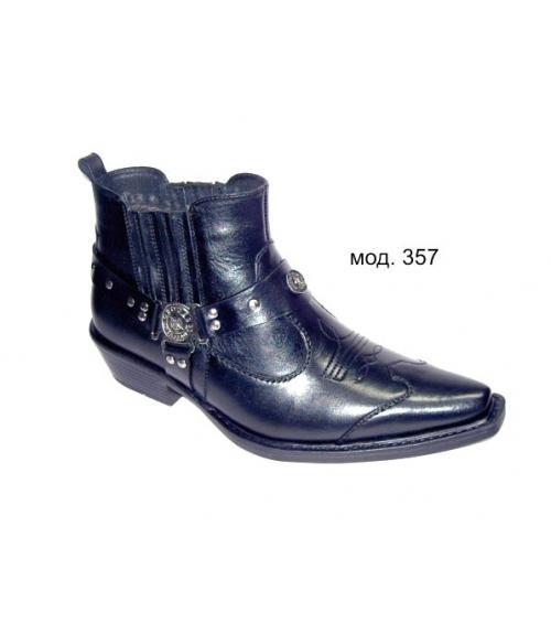 Ботинки мужские, Фабрика обуви ALEGRA, г. Ростов-на-Дону