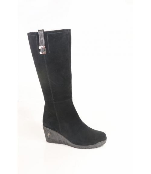 Сапоги женские, Фабрика обуви Litfoot, г. Санкт-Петербкрг