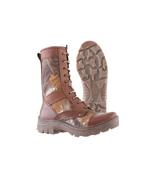 Ботинки для охотников Safari, Фабрика обуви Альпинист, г. Санкт-Петербург