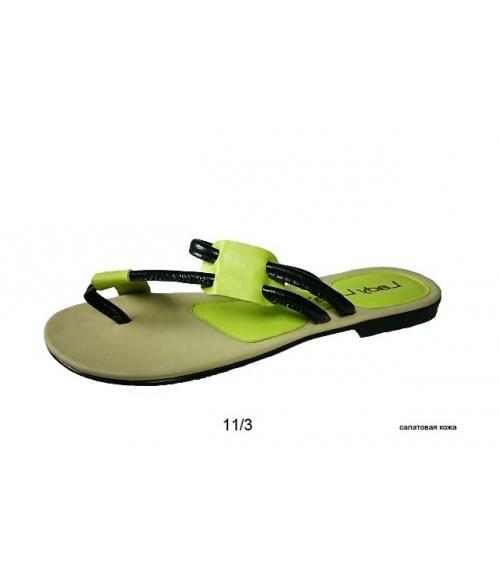 Шлепанцы женские пляжные, Фабрика обуви Магнум-Юг, г. Ростов-на-Дону