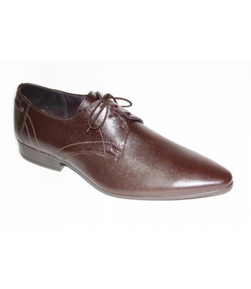 Мужские туфли, Фабрика обуви Саян-Обувь, г. Абакан