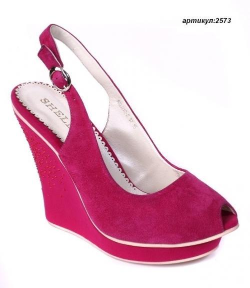 Босоножки женские, Фабрика обуви Shelly, г. Москва