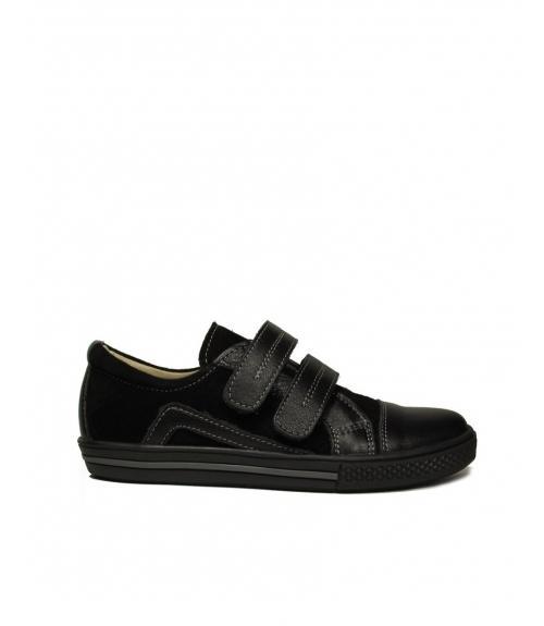 Полуботинки школьные для мальчиков, Фабрика обуви Kumi, г. Симферополь