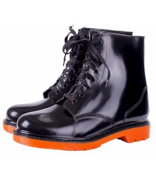 Ботинки резиновые женские, Фабрика обуви Зарина-Юг, г. Краснодар
