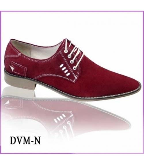 Туфли мужские DVM-Z, Фабрика обуви TOTOlini, г. Балашов