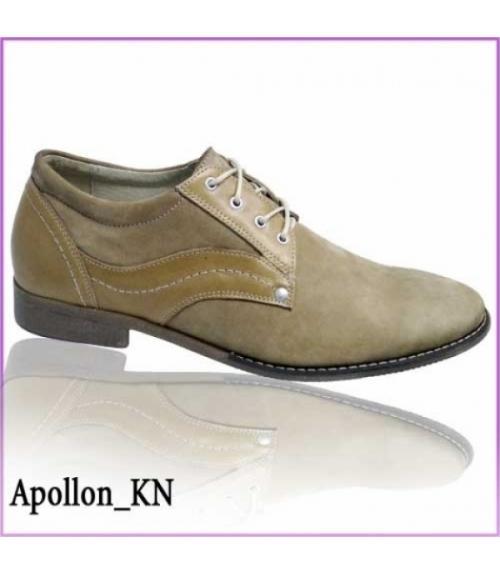 Полуботинки мужские Apollon-KN, Фабрика обуви TOTOlini, г. Балашов