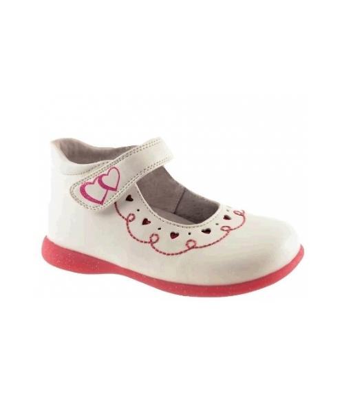 Туфли ортопедические детские, Фабрика обуви Ринтек, г. Москва