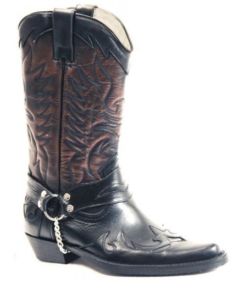 Сапоги мужские Техас, Фабрика обуви Kazak, г. Санкт-Петербург