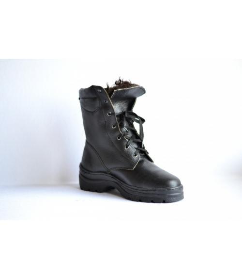 Берцы рабочие утепленные 040, Фабрика обуви Ивспецобувь, г. Иваново