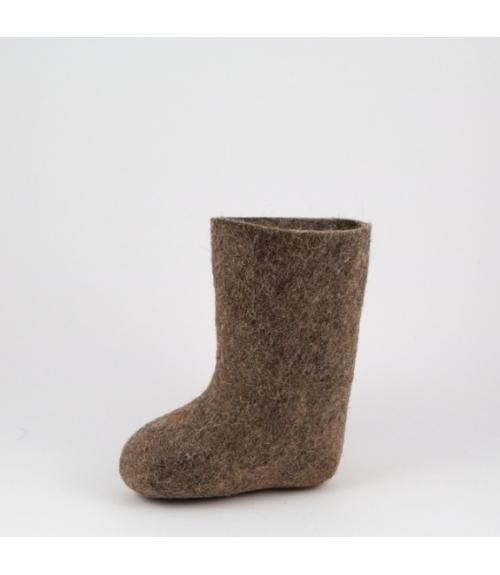 Валенки детские натуральные, Фабрика обуви Ярославская фабрика валяной обуви, г. Ярославль
