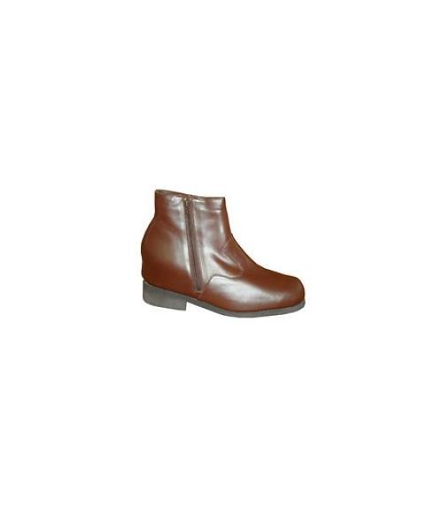 Ботинки мужские на короткую ногу, Фабрика обуви Липецкое протезно-ортопедическое предприятие, г. Липецк