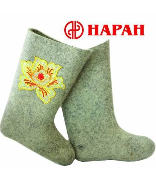 Валенки женские, Фабрика обуви Наран, г. Улан-Удэ