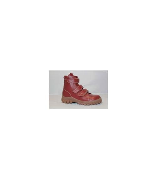 Ботинки ортопедические детские, Фабрика обуви ОртоДом, г. Санкт-Петербург
