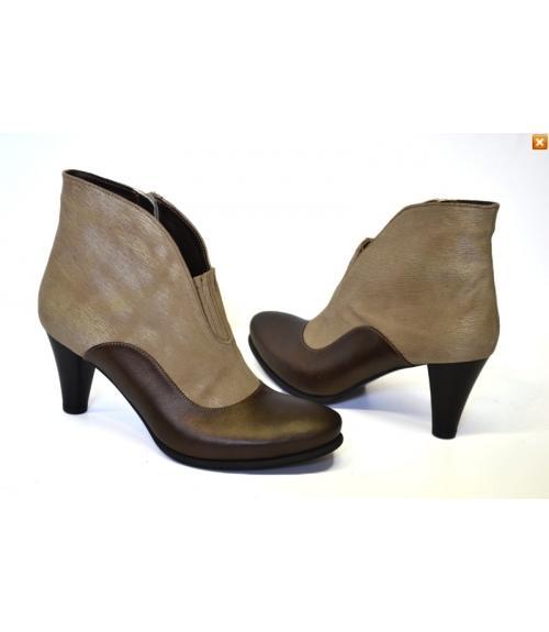 Ботильоны женские, Фабрика обуви Манул, г. Санкт-Петербург