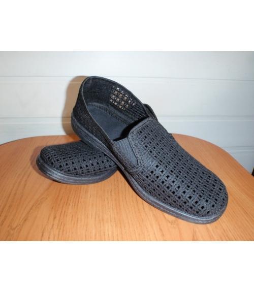 Туфли мужские летние, Фабрика обуви Уют-Эко, г. Пушкино