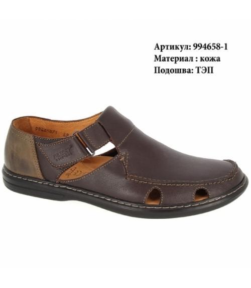 Сандалии мужские, Фабрика обуви Romer, г. Екатеринбург