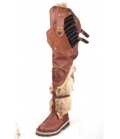 Сапоги Норильск, Фабрика обуви WolfBoots, г. Улан-Удэ