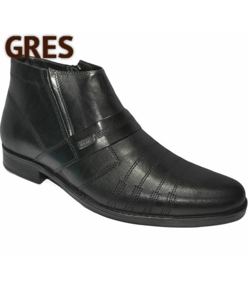 Ботинки подростковые зимние, Фабрика обуви Gres, г. Махачкала