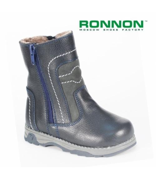 Сапоги детские, Фабрика обуви Ronnon, г. Москва