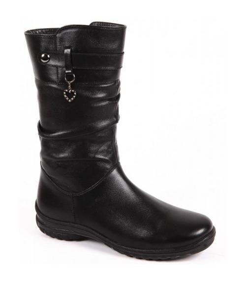 Сапоги для девочек, Фабрика обуви Юничел, г. Челябинск