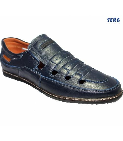Полуботинки мужские летние, Фабрика обуви Serg, г. Махачкала