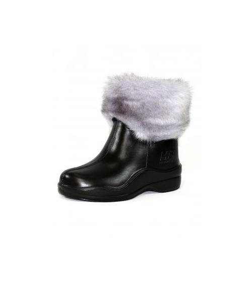 Ботинки подростковые ЭВА Оскар норка, Фабрика обуви Mega group, г. Кисловодск