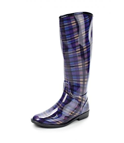 Сапоги женские из ПВХ утепленные, Фабрика обуви Каури, г. Тверь