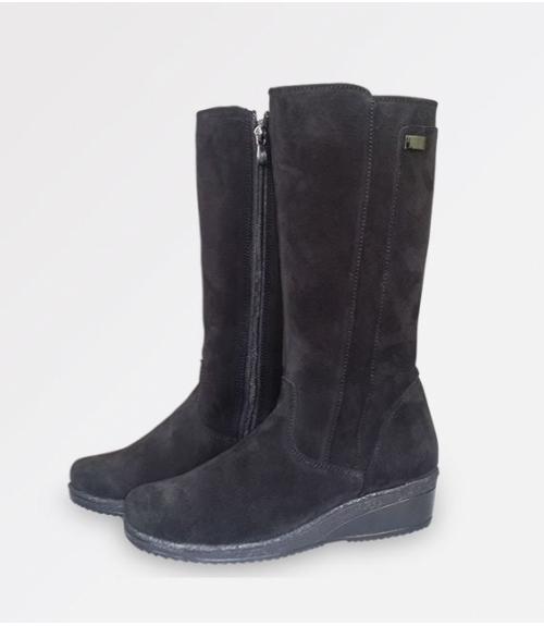 Сапоги женские зимние, Фабрика обуви Мирунт, г. Кузнецк