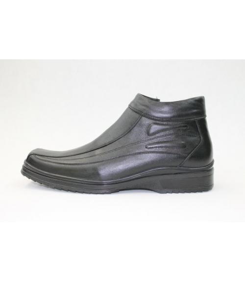 Ботинки мужские Комбат, Фабрика обуви ОбувьЦех, г. Нижний Новгород
