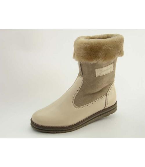 Сапоги женские, Фабрика обуви Base-man shoes, г. Батайск
