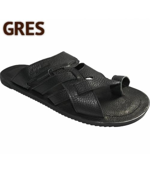 Шлепанцы мужские, Фабрика обуви Gres, г. Махачкала