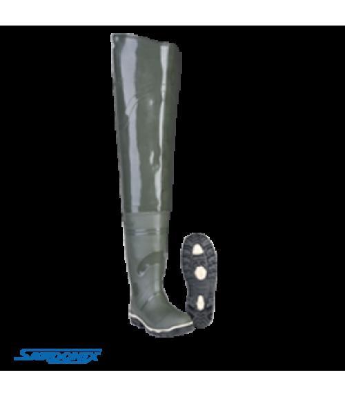 Сапоги мужские болотные ПРОХОДНИЧЕСКИЕ, Фабрика обуви Sardonix, г. Астрахань