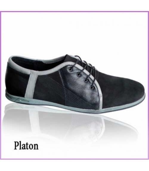 Полуботинки мужские Platon, Фабрика обуви TOTOlini, г. Балашов