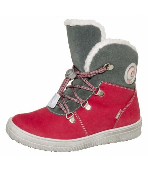 Ботинки школьные мех, Фабрика обуви Лель, г. Киров