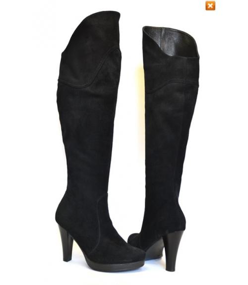 Ботфорты женские, Фабрика обуви Манул, г. Санкт-Петербург
