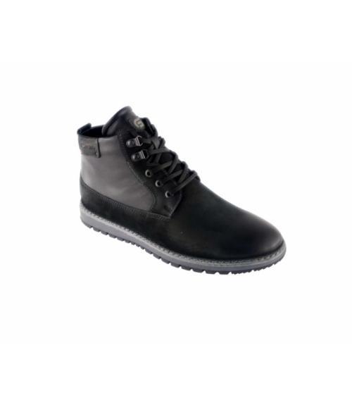 Ботинки мужские, Фабрика обуви Delta-ST, г. Ростов-на-Дону