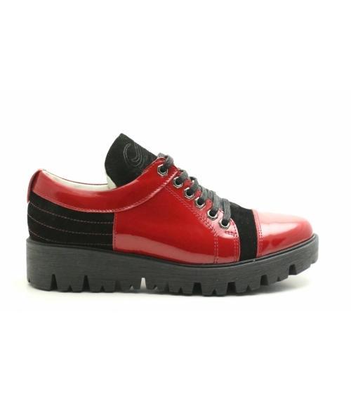 Женские полуботинки, Фабрика обуви Franko, г. Санкт-Петербург