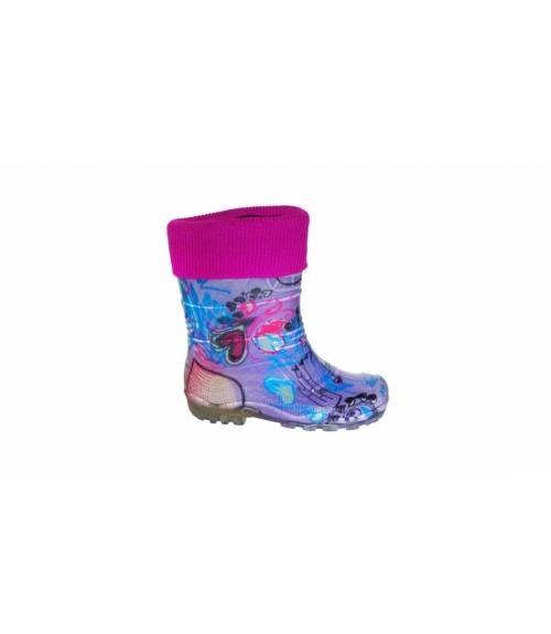 Сапоги ПВХ детские, Фабрика обуви Soft step, г. Пенза